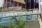 Schadhafte Balkonplatten