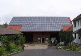 Fotovoltaikanlaga
