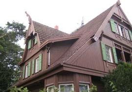 Wohnhaus auf Usedom