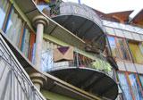Schadensanfällige Balkonkonstruktionen