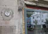 Einbau Fenster-/Türelement mit PU-Schaum